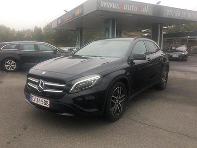 brugt Mercedes GLA200 1,6 156HK 5d 6g