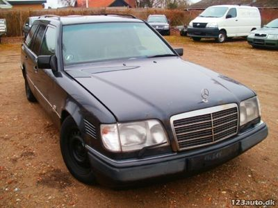 brugt Mercedes 300 TD aut.