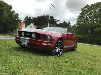 used Ford Mustang 4,0 V6 210HK 2d Aut.