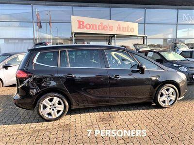 brugt Opel Zafira Tourer 1,4 T Enjoy Start/Stop 140HK