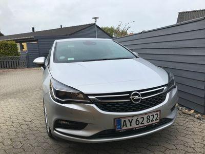 brugt Opel Astra 1.4 150 HK Dynamic