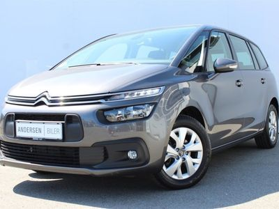 usata Citroën Grand C4 Picasso 1,6 Blue HDi Intensive start/stop 120HK 6g