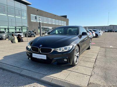 brugt BMW 435 i 3,0 Steptronic 306HK Cabr. 8g Aut.