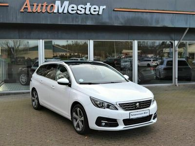 brugt Peugeot 308 1,6 BlueHDi 120 Edition+ SW