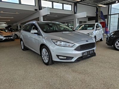 brugt Ford Focus 1,0 EcoBoost Active Family 125HK Stc 6g