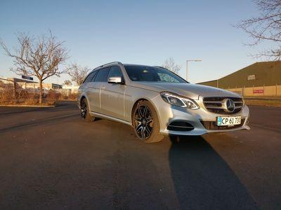 brugt Mercedes E220 CDI T 7G-TRONIC PLUS