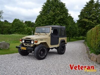 usado Toyota Land Cruiser BJ42