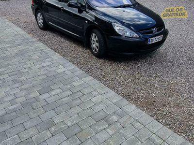 brugt Peugeot 307 SW 2.0 136 Hk