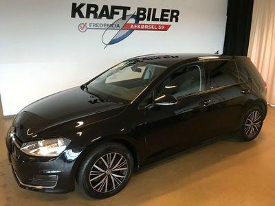 brugt VW Golf VII 1,6 TDi 110 Allstar DSG BMT
