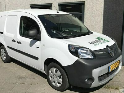 brugt Renault Kangoo el Z.E Power Plus 60HK Van