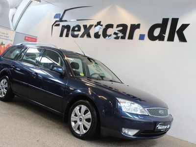 brugt Ford Mondeo 2,0 TDCi Ambiente stc.