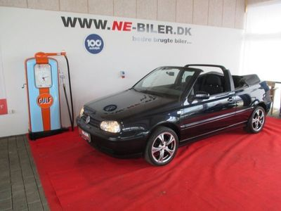 used VW Golf Cabriolet IV 1,6 Trendline