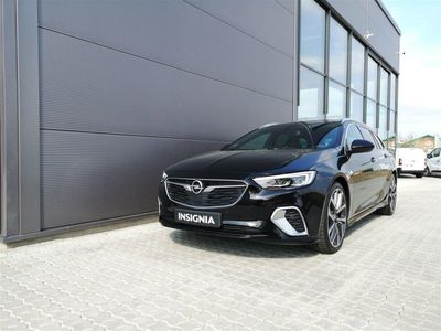 brugt Opel Insignia Sports Tourer 2,0 Turbo GSi Start/Stop 260HK Stc 8g Aut.