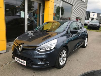 brugt Renault Clio 0,9 Energy TCe Limited 90HK 5d A+