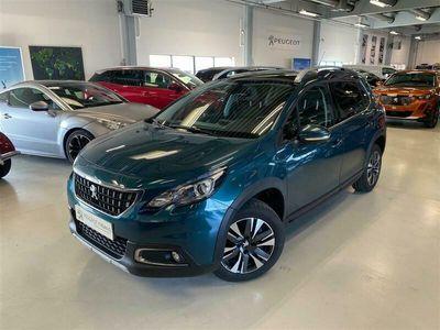 brugt Peugeot 2008 1,5 BlueHDi Exclusive Plus 100HK