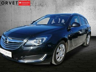 brugt Opel Insignia 2,0 CDTi 120 Edition Sports Tourer eco