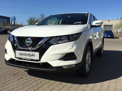 brugt Nissan Qashqai 1,3 Dig-T Acenta 160HK 5d 6g