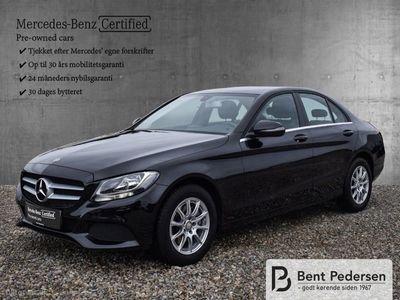 gebraucht Mercedes C200 2,0 184HK