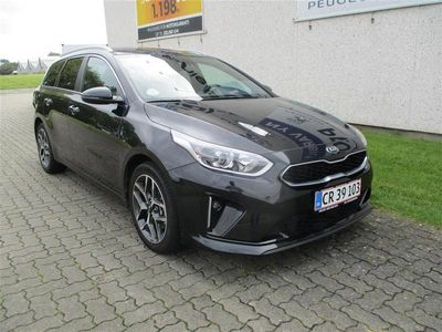 brugt Kia cee'd 1,4 T-GDI Collection 140HK 5d 6g 17,2km/l