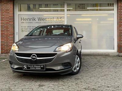 brugt Opel Corsa 1,0 Turbo ECOTEC Enjoy Start/Stop 90HK 5d 6g A+