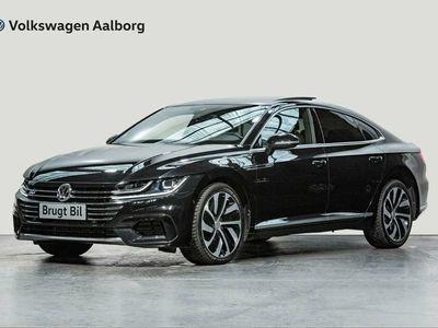 brugt VW Arteon 2,0 TSi 190 R-line DSG