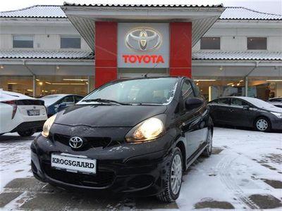 brugt Toyota Aygo Plus 1,0 Black Line MMT 68HK 5d