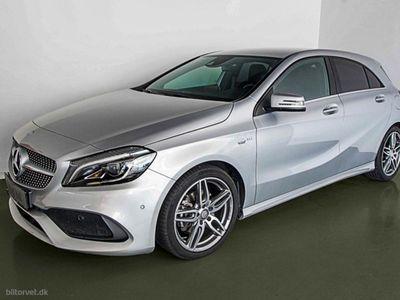 käytetty Mercedes A200 2,1 CDI 7G-DCT 136HK 5d Aut.