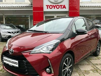 brugt Toyota Yaris 15 VVT-I T3 Premiumpakke 111HK 5d 6g