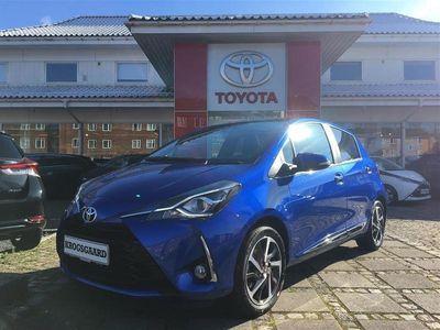 brugt Toyota Yaris 1,5 VVT-I T4 111HK 5d 6g