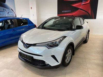 brugt Toyota C-HR 1,8 B/EL C-LUB Premium Bi-tone Multidrive S 122HK 5d Aut.