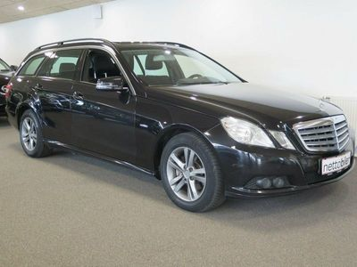 used Mercedes E220 2 CDi stc. aut. BE