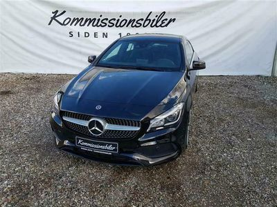 brugt Mercedes CLA250 2,0 7G-DCT 211HK 4d 7g Aut.