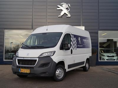 brugt Peugeot Boxer 333 L2H2 2,0 HDI Premium Start/Stop 130HK Van 6g
