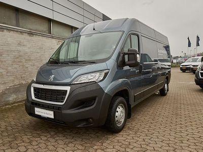 brugt Peugeot Boxer 333 L3H2 2,0 HDI Premium Plus Pro 130HK Van 6g