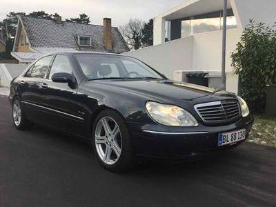 used Mercedes S600 6,0 V12
