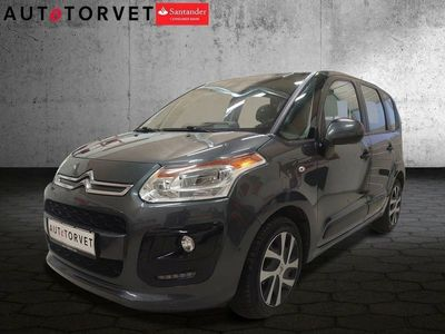 brugt Citroën C3 Picasso 1,6 BlueHDi 100 Attraction