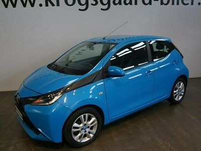brugt Toyota Aygo 10 VVT-I X-Play + Touch 69HK 5d