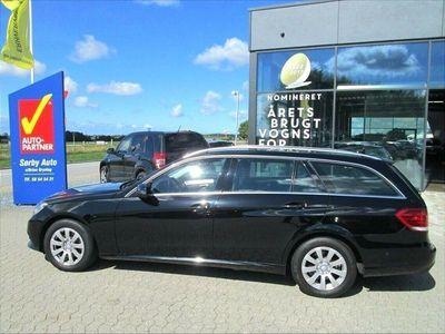 brugt Mercedes E220 CDi stc. BE