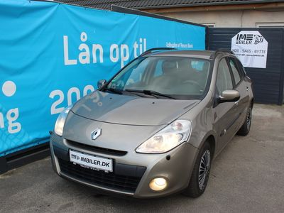used Renault Clio III 1,5 dCi 75 Expression ST 5d