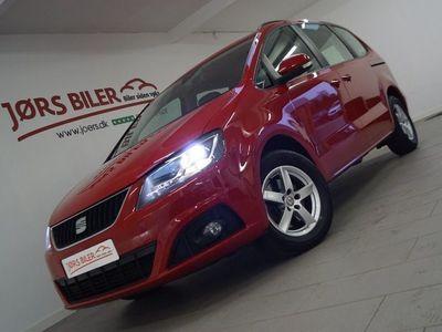 brugt Seat Alhambra 1,4 TSi 150 Style DSG eco Van