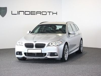 brugt BMW 525 d 3,0 Touring M-Sport aut.