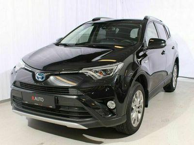 brugt Toyota RAV4 Hybrid H3 Selected CVT