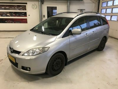 brugt Mazda 5 2,0 DE 143 Sport Van