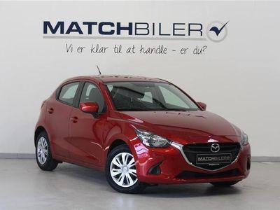 gebraucht Mazda 2 1,5 Vision 90HK 5d