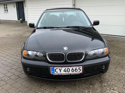 brugt BMW 320 3`ER SEDAN I