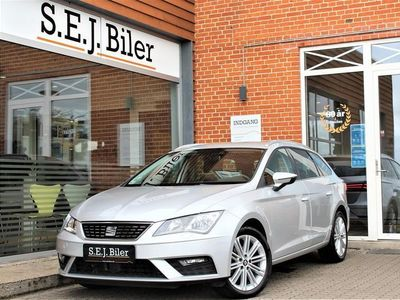 brugt Seat Leon 1,4 TSI Xcellence Start/Stop 125HK Stc 6g A