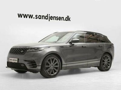 brugt Land Rover Range Rover Velar 3,0 D300 R-Dynamic S aut.