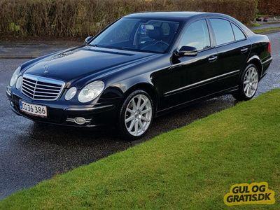 brugt Mercedes E280 cdi v6 7 trins.