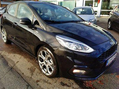 brugt Ford Fiesta 1,0 EcoBoost mHEV ST-Line
