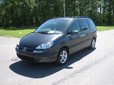 brugt Peugeot 807 2.2 HDI ST 6g 5d (Nedsat 95.000)